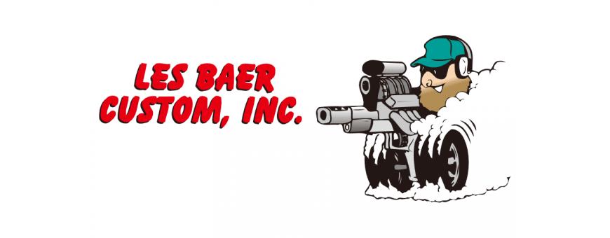 Pistolet Les Baer