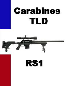 Carabines tir longue distance FMR RS1