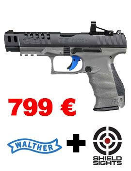 Pistolet Walther Q5 Combo 9x19