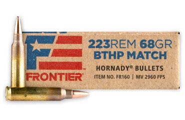 munition Horandy 223 Rem match